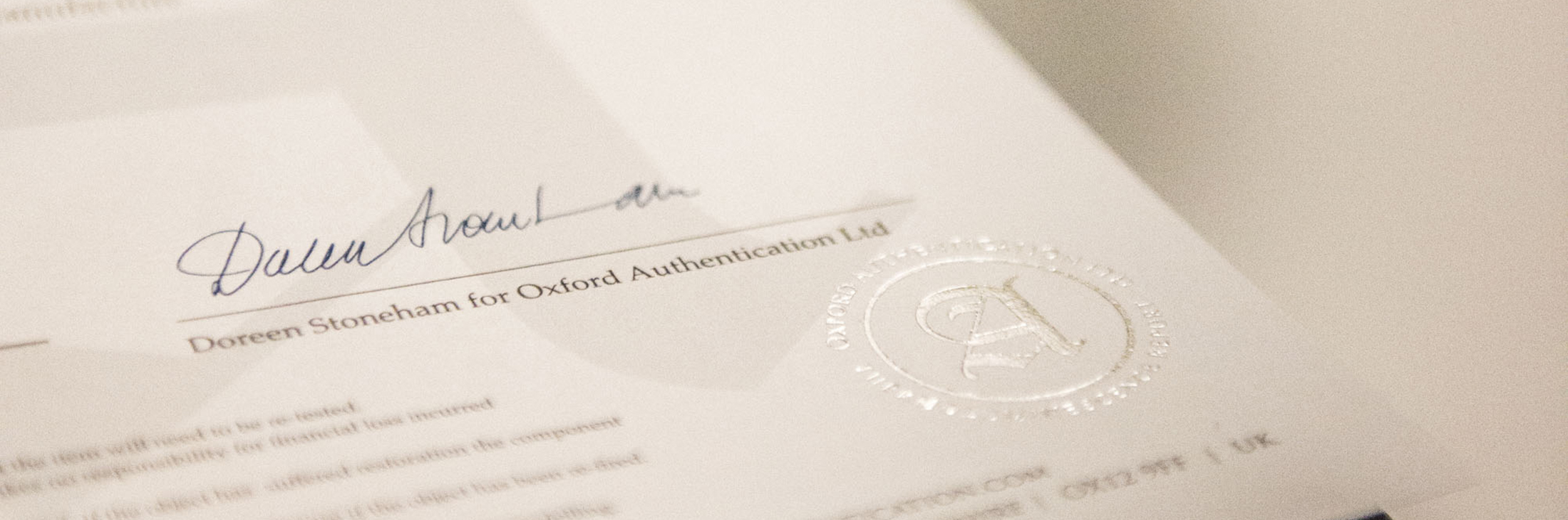Oxford-Authentication-TL-thermoluminescence (TL) testing-authenticity-dating_UK_Oxfordshire_sampling porcelain.Certificate